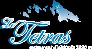 logo du restaurant le tetras ax bonascre